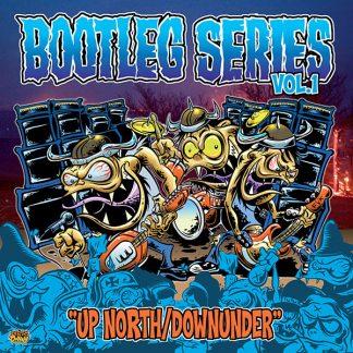 Various Artists - Bootleg Series Vol.1 - Up North/Downunder (LP vinyl, booze024, product image)