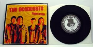 "The Deadbeats - Come Clean (7"" black vinyl, booze009, regular version, 300 copies)"