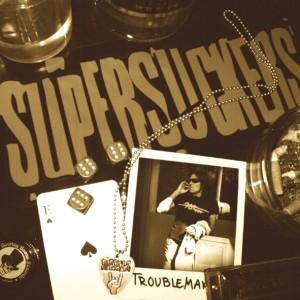 """Supersuckers / The Hangmen - Split (7"""" vinyl, booze010, supersuckers sleeve, 2000 copies)"""