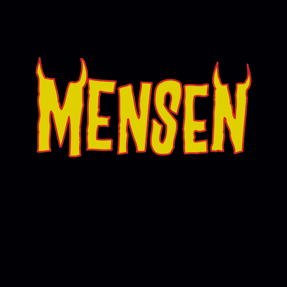 "Mensen - Ready To Go (7"" vinyl, booze011, front sleeve, 500 copies)"
