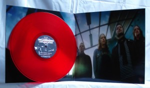 The Deadbeats - Long Hard Nights (LP vinyl, booze014, trsp. red vinyl, regular version, gatefold sleeve, printed innerbag, inner, 500 copies)