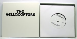 """The Hellacopters - Same Lame Story (7"""" vinyl, booze025, testpress, handnumbered tin box, 10 copies)"""