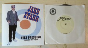 "Jake Starr - I've Got Mine (7"" vinyl, booze032, testpress, 5 copies)"