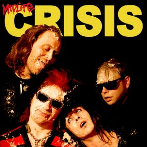 "Midlife Crisis - 3rd Crisis EP (7"" vinyl, booze032, press, sleeve)"