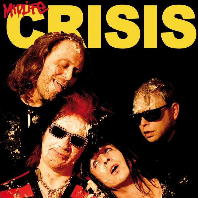 "Midlife Crisis - 3rd Crisis EP (7"" vinyl, booze033, front sleeve, 700 copies)"