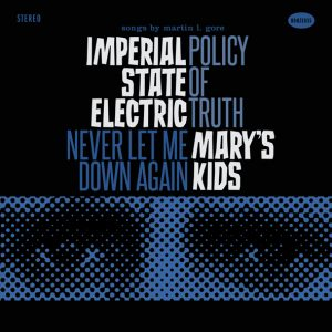 "Imperial State Electric/Mary's Kids - Split (7"" split vinyl, booze035, press, sleeve)"