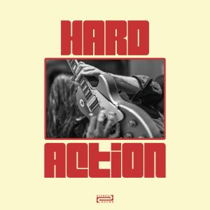 "Hard Action - Hands Dripping Red (7"" vinyl, booze037, press, sleeve)"