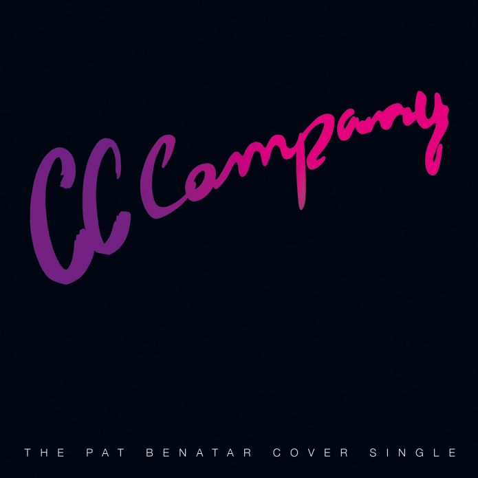 "CC Company - The Pat Benatar Cover Single (7"" vinyl, booze038, front sleeve, 500 copies)"
