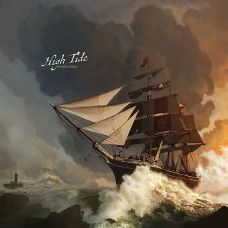 The Empire Strikes - High Tide (LP vinyl, booze039, product)