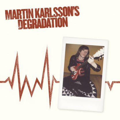 martin karlsson degrated vinyl single