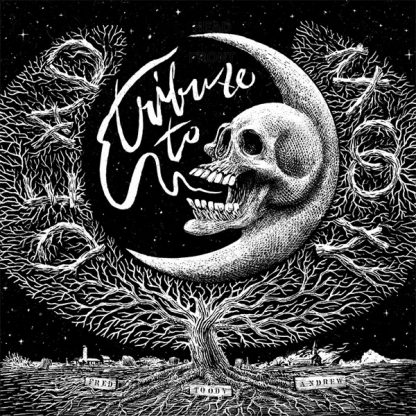 Sleeve artwork for the tribute to Dead Moon