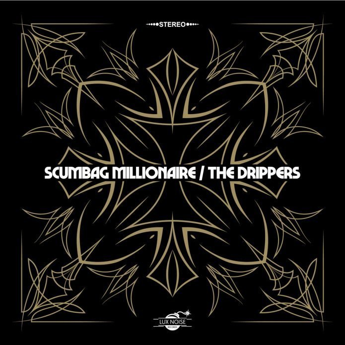"Scumbag Millionaire / The Drippers - Split (7"")"