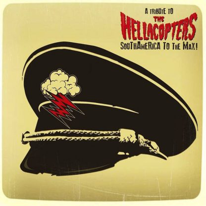 South American Hellacopters Tribute Vinyl LP
