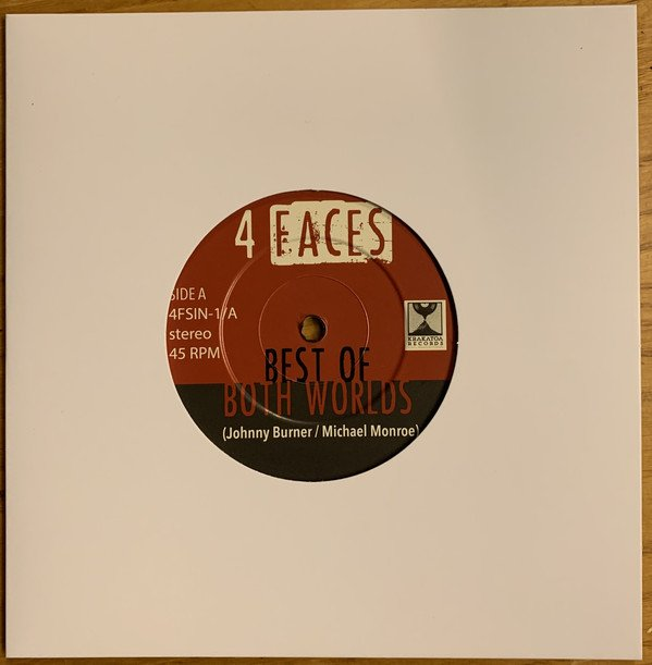 vinyl cover 4 faces