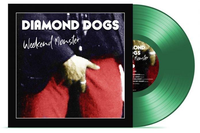 DIAMOND DOGS WEEKEND MONSTER (GREEN VINYL)