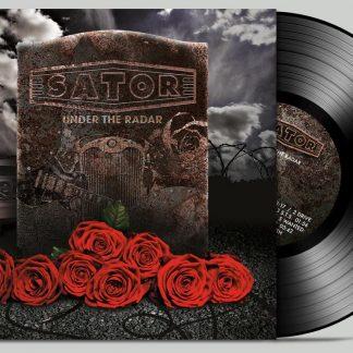 Sator - Under the radar reissue cover