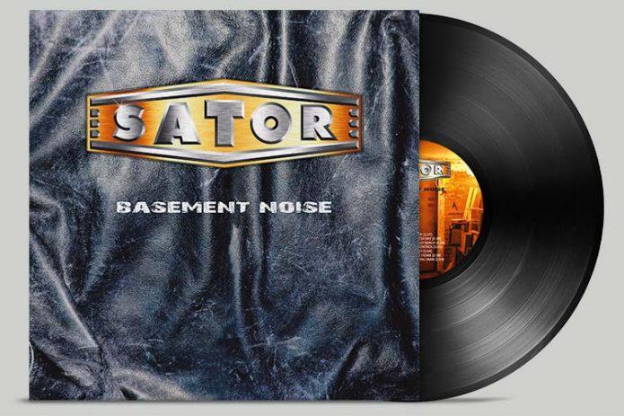 Sator .- Basement Noise LP
