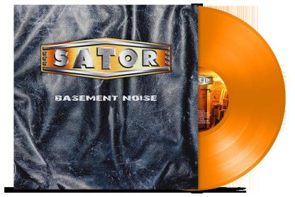 Sator - Basement Noise cover art Record store day