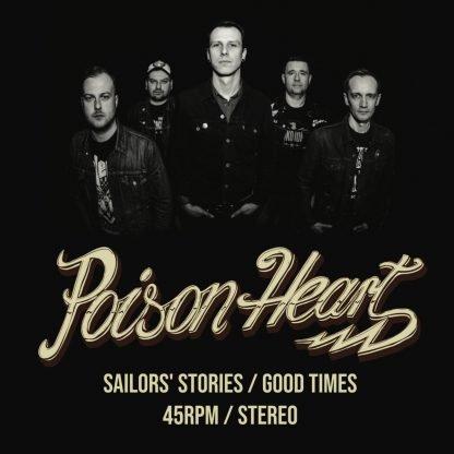 Poison Heart sleeve